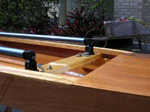 SeaDog Shell150 with Removable Side Mount
