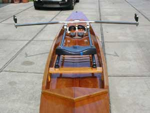 SeaDog Shell150 with SlidingRigger