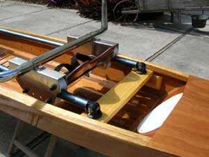 SeaDog Shell150 with Side Mounts